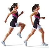 Lauftechnik Tri Run