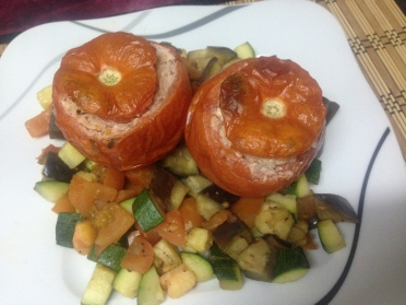 Dinner_Thunfisch_Tomaten