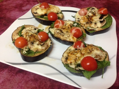 Vegetarisch_Auberginenpizza