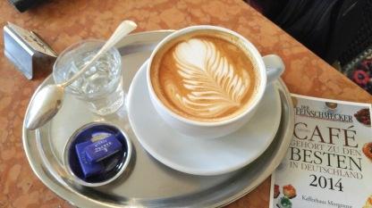 Kaffee Verkehrt