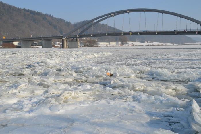 Eiszeit in Vilshofen