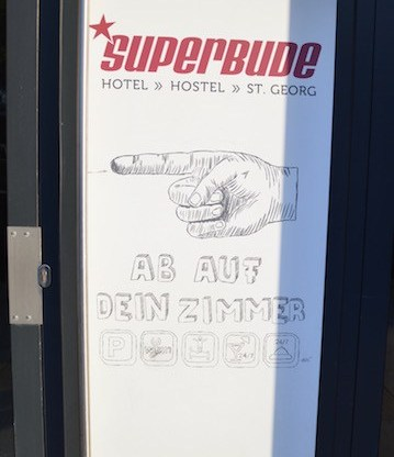 Superbude St. Georg – Hamburg