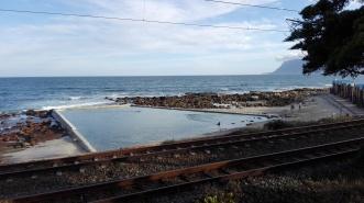 Dalebrook Gezeitenpool in Kapstadts Kalk Bay