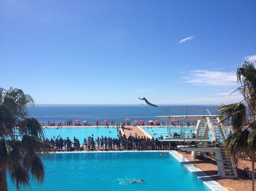 Sea Pointer Swimming Pool (Sea Point Pavillion)