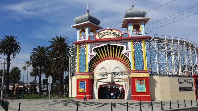 Luna Park St Kilda