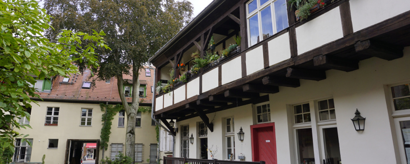 Sunday-Tipps: Potsdam – Verborgene Höfe