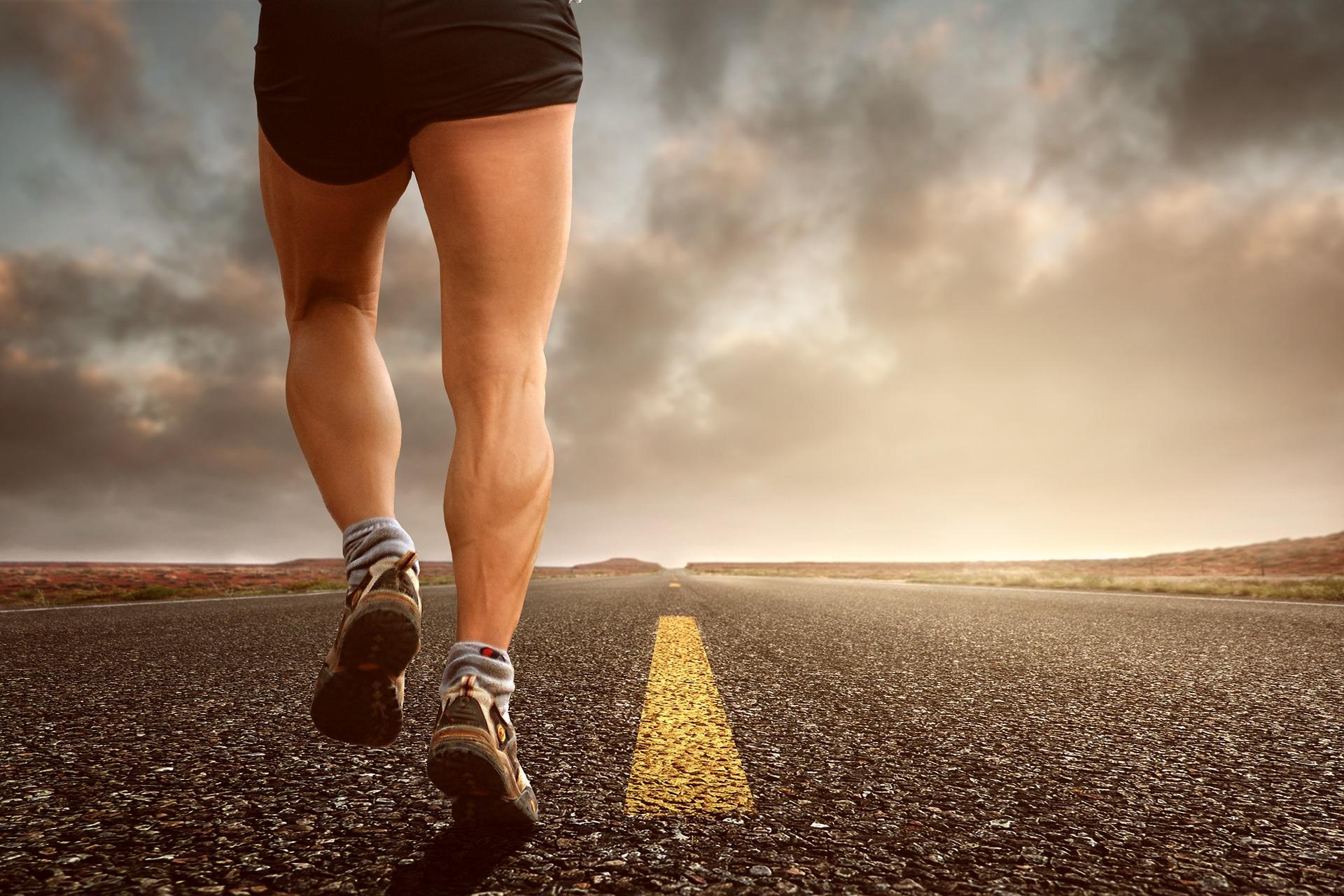 Warum wie zum Laufen geboren sind | by Daniele Biffi