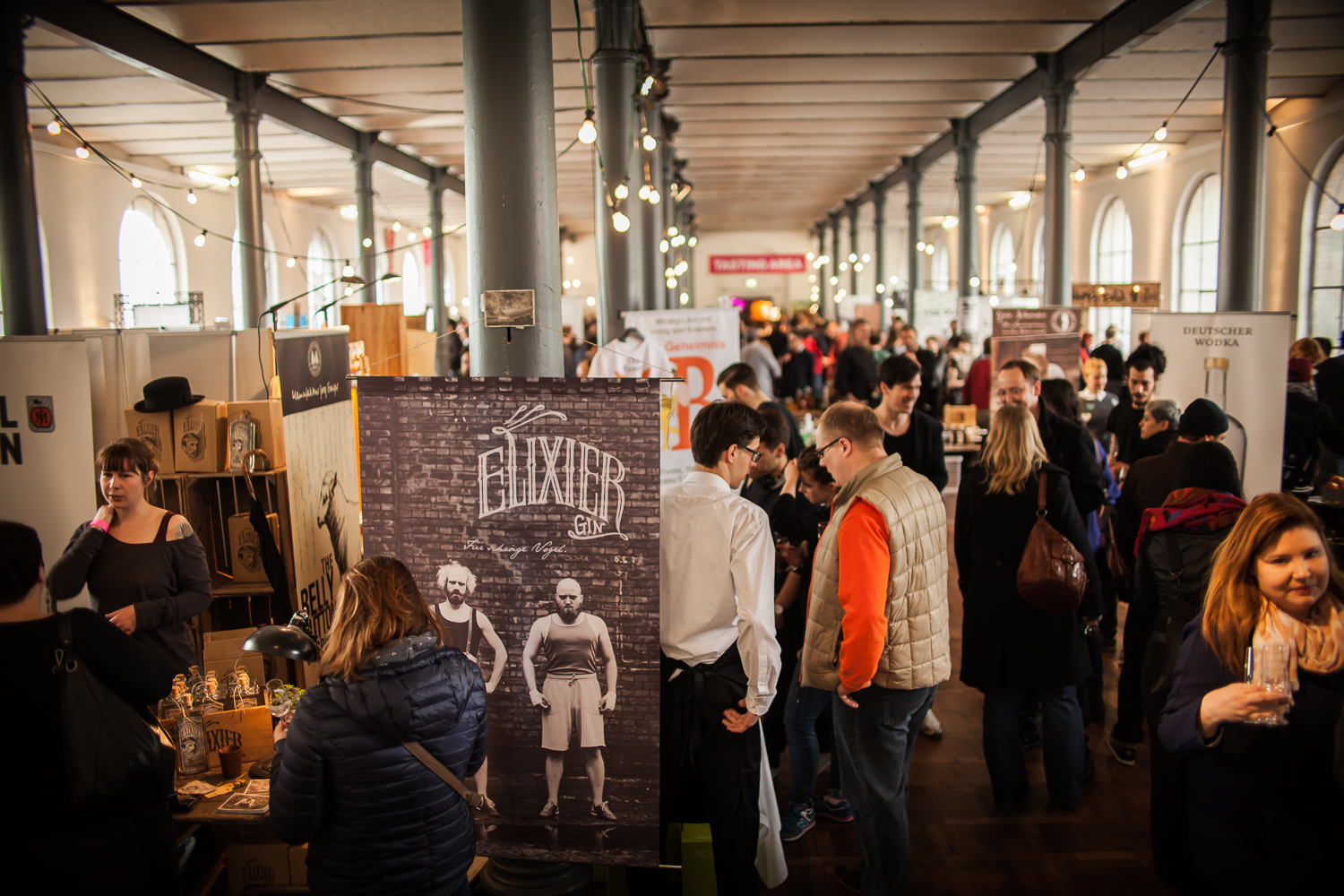 Safe the Date: 7. Craft Spirits Festival DESTILLE BERLIN am 3. und 4. März 2018
