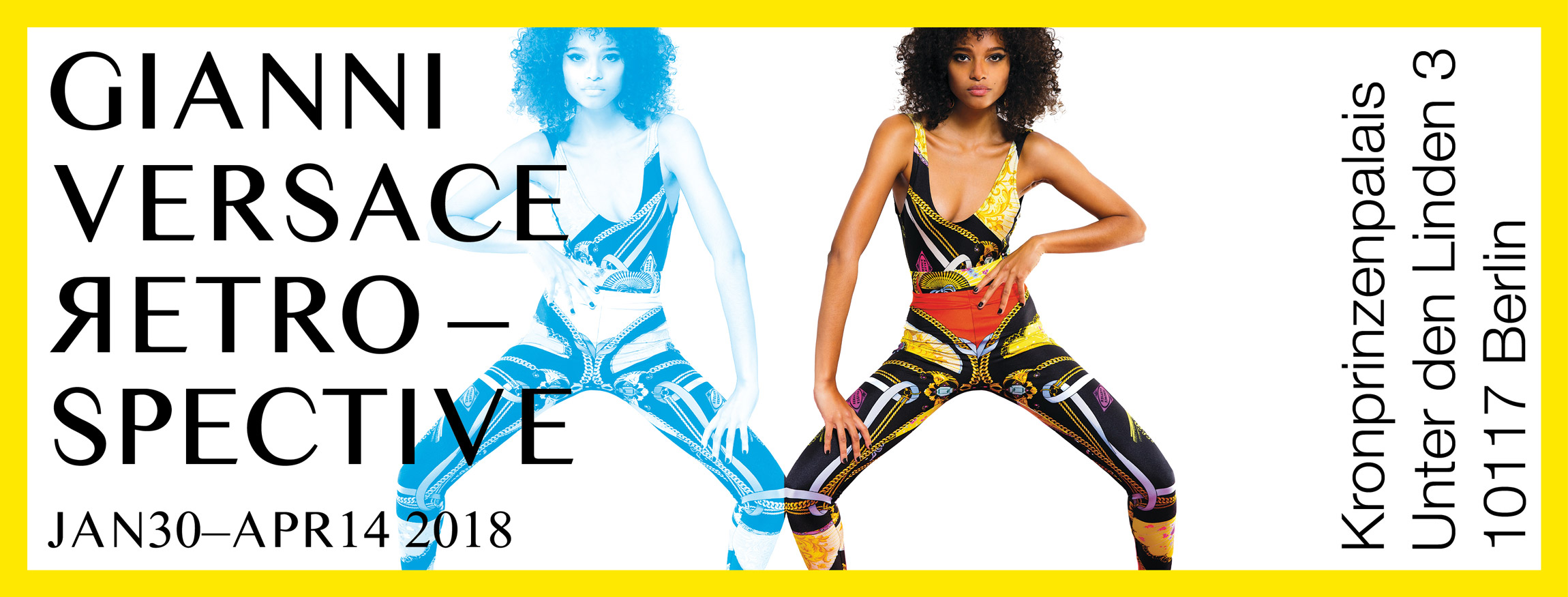 Safe the Date: Gianni Versace Retrospective | Sein Leben und sein Werk | 31. Januar – 14. April