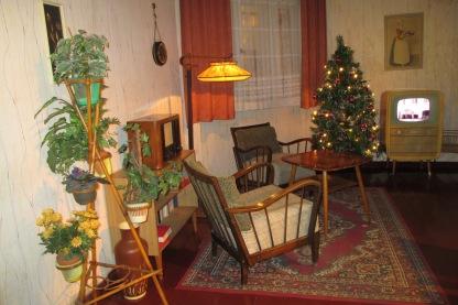 Weihnachten in West- und Ostberlin ...