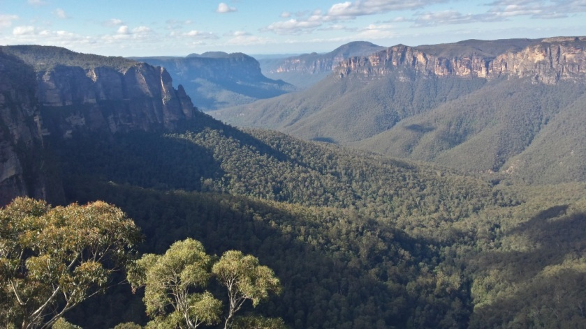 BlueMountains Valley