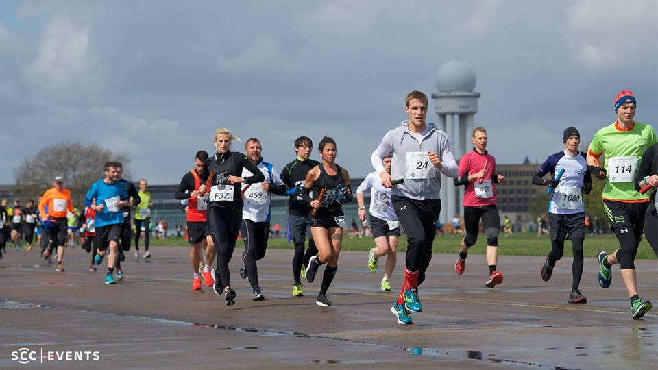 Weekend-Tipps: Airfield Run | 22. April | Flughafen Tempelhof