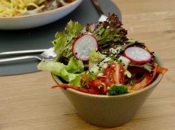 Beilagensalat zum Rehgulasch