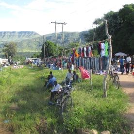 Markt in Chitimba