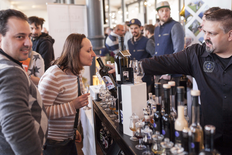 Daily News: 8. Craft Spirits Festival DESTILLE BERLIN  2. und 3. März 2019 >> Kreuzberger Heeresbäckerei