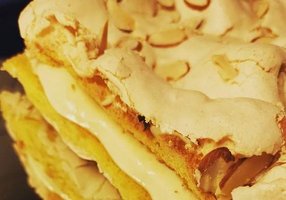 Kvaefjordkake Der Beste Kuchen Der Welt Kommt Aus Norwegen Yammi