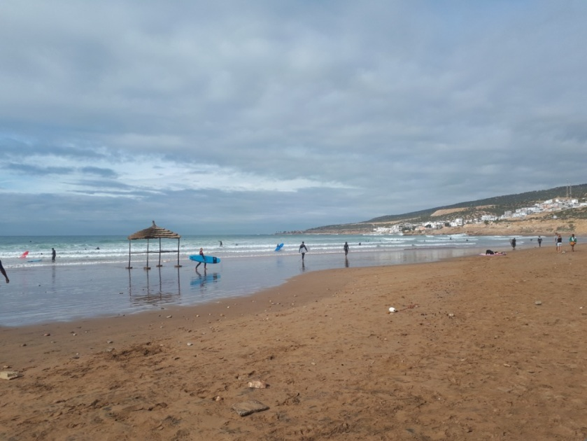 Taghazout_Strand