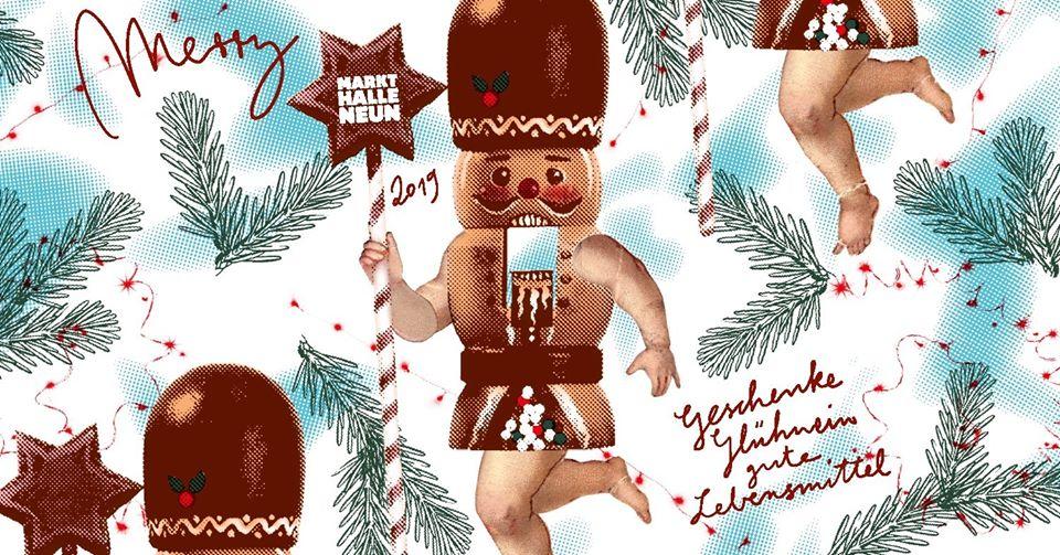 Daily Tipp: Merry Markthalle → 6. Dezember