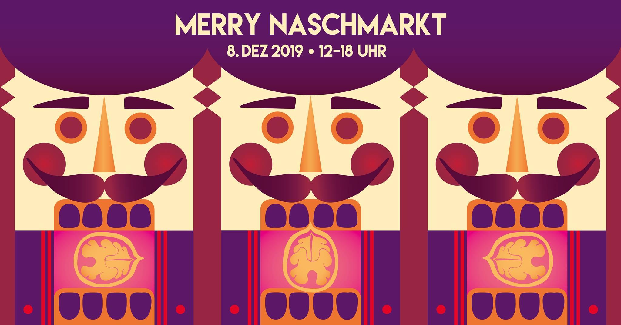 Weekend-Tipp: Merry Naschmarkt am 2. Advent / 08. Dezember
