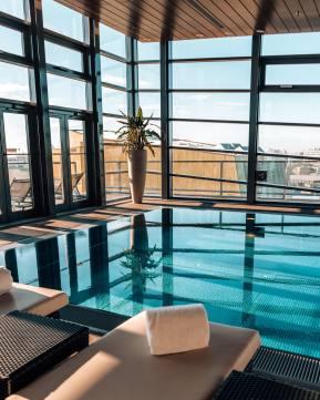 Club Olympus_Pool_II©Grand Hyatt Berlin