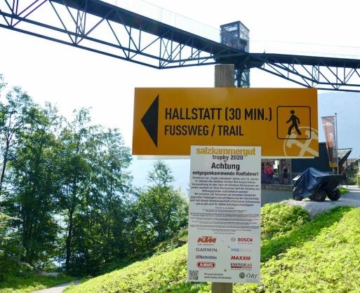 mOsi-unterwegs in Hallstatt